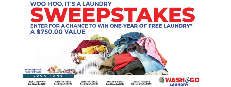 Wash N Go Laundry Fluff And Fold Service San Diego Ca